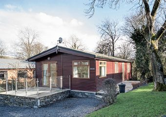 lodge for slae in the lake district