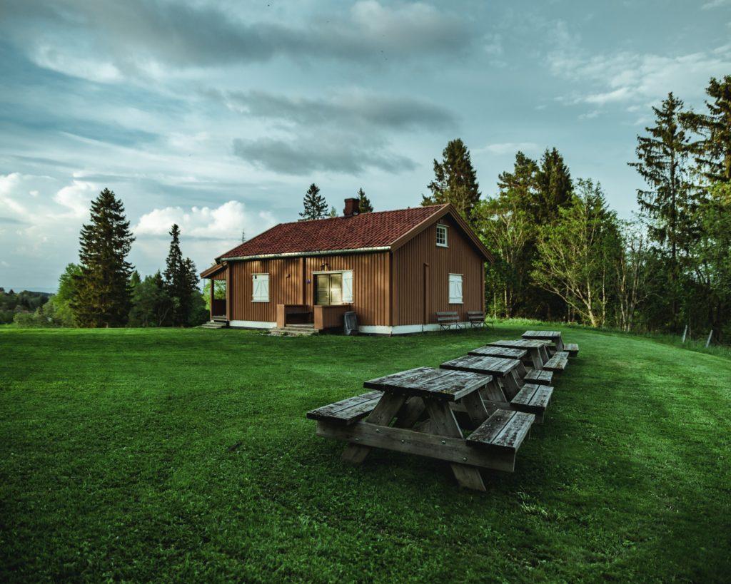 Lake District holiday lodge